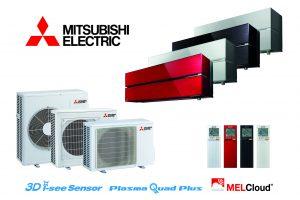 Klimatska naprava Mitsubishi Electric msz-ln